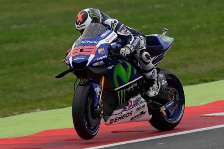 Jorge Lorenzo Yamaha Movistar 2016