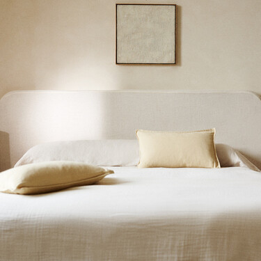 17 flechazos de las rebajas de Zara Home con los que renovar nuestro dormitorio con el mejor estilo
