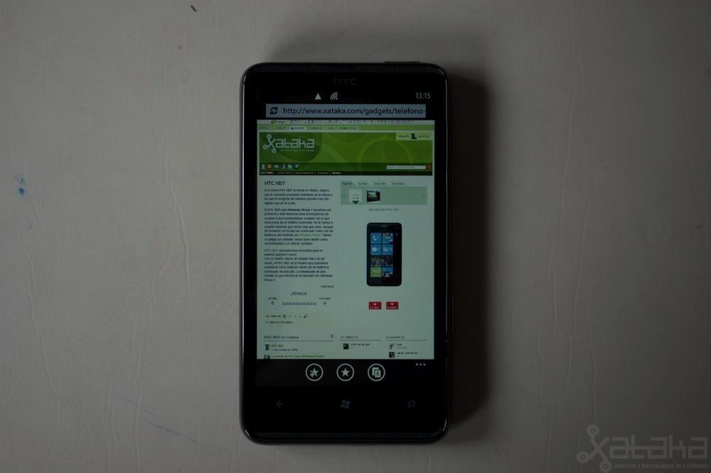 Foto de HTC HD7, análisis (18/21)