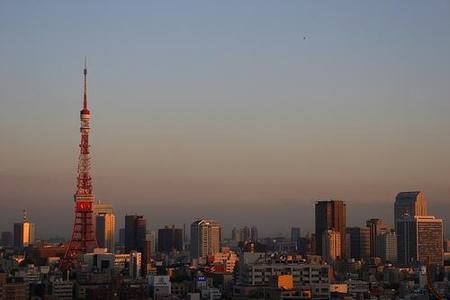 Torre de Tokio, una Torre Eiffel nipona
