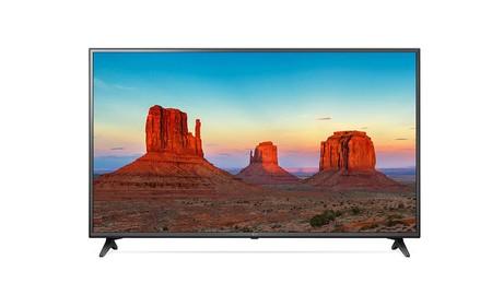 De nuevo en oferta en eBay, la LG 55UK6200PLA con sus 55 pulgadas 4K, sólo cuesta 399,99 euros