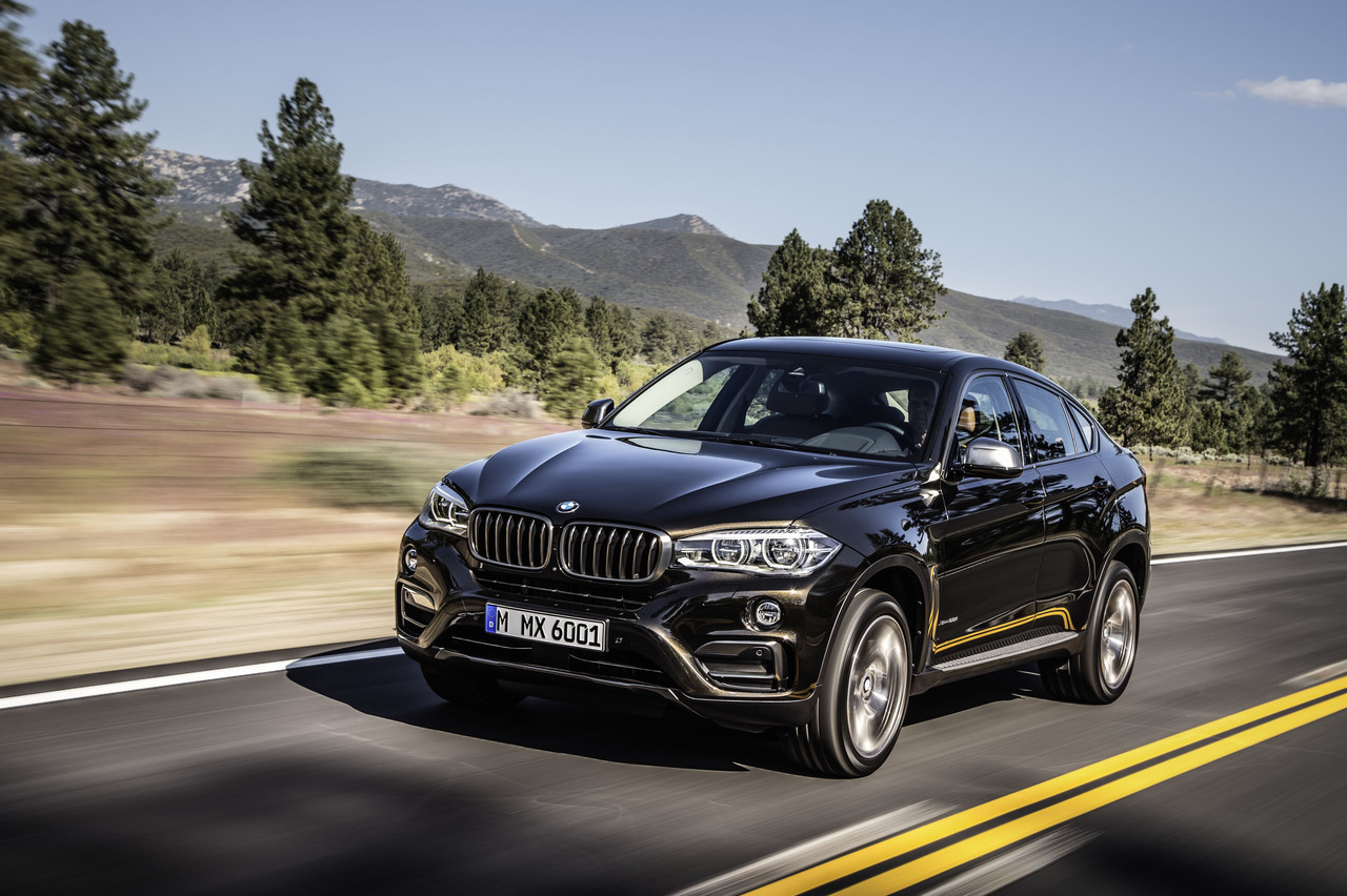 Foto de BMW X6 2014 (65/96)