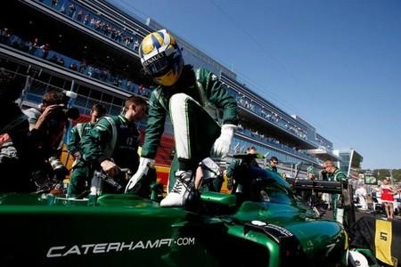 Caterham podría perderse los Grandes Premios de Estados Unidos y Brasil