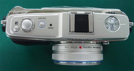 Olympus E-P1, ¿primeras imágenes de la Micro Cuatro Tercios?