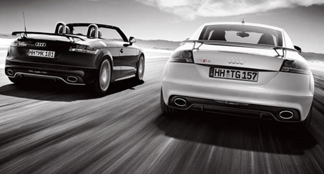 Foto de Audi TT RS, fotos oficiales (7/15)