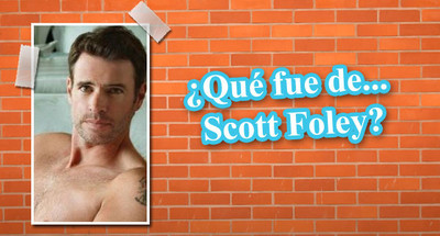 ¿Qué fue de... Scott Foley?