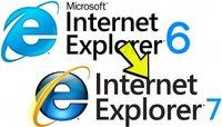Desarrolla páginas web sin preocuparte de Internet Explorer 6 gracias a ie7.js