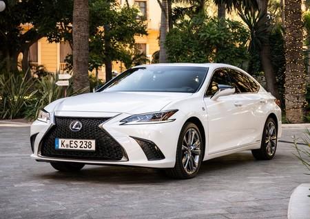 Lexus Es Eu Version 2019 1600 02