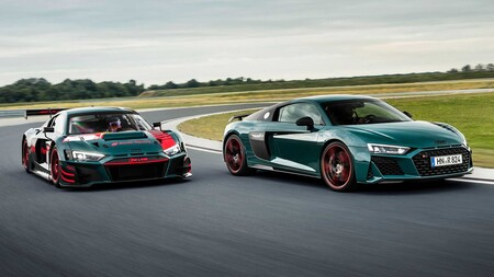 Audi R8 Green Hell Edition Front 4