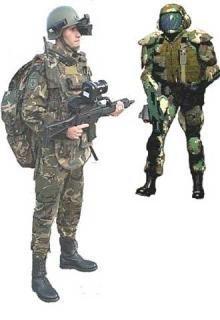 El soldado robot español, más cerca