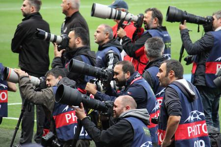 Los fotoperiodistas temen que LaLiga prohíba su acceso al fútbol más allá de la pandemia: esta es la situación actual