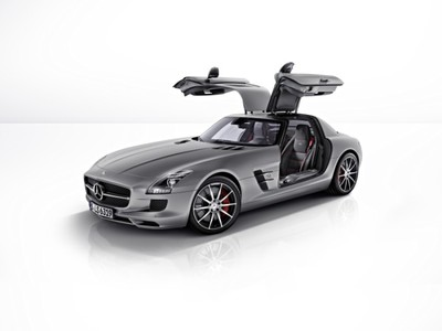 Mercedes SLS AMG GT, llega el tope de gama para el mito