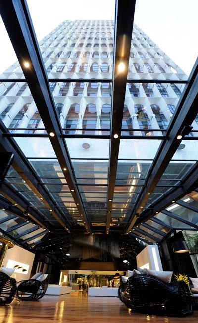 Tivoli Sao Paulo-Mofarrej, Mejor Hotel de Brasil 2010 según Brasil Travel News