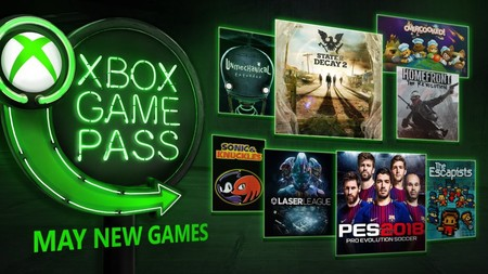 Xbox Game Pass Mayo