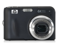 HP Photosmart Mz67, con zoom óptico de 6x
