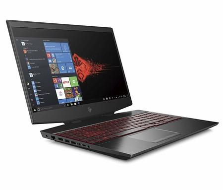 Oferta del día en este portátil HP OMEN en el Amazon Gaming Week: i7-9750H, 16GB RAM, 1TB HDD + 256GB SSD, GTX 1660Ti por 1.399 euros