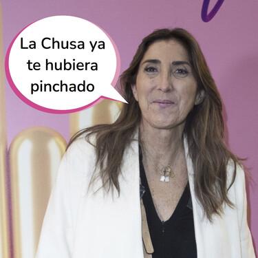 """Paz Padilla, muy ofendida por esta insolente pregunta de un periodista sobre su marido: """"¿Tengo que acostumbrarme a que él no esté?"""""""