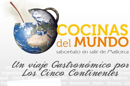 Cocinas del Mundo, el primer viaje gastronómico sin salir de Mallorca