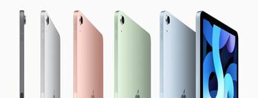 Así queda la familia iPad tras la presentación del nuevo iPad Air (2020) y el nuevo iPad de octava generación