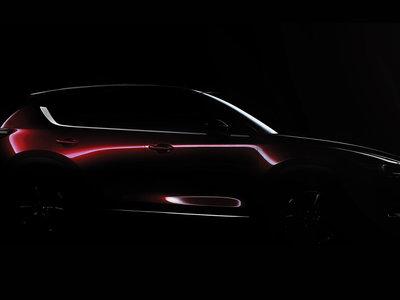 A pesar de llevar muy poco tiempo, Mazda ya está listo para presentar una nueva CX-5