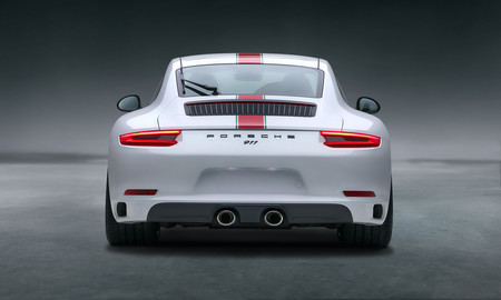 Porsche 911 Carrera S 15th Anniversary Porsche Mexico 5
