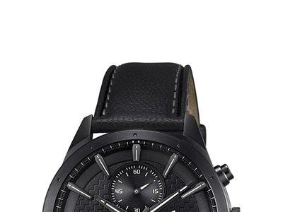Ofertón: reloj Lotus Chrono en negro por sólo 111,97 euros en Amazon con envío gratis