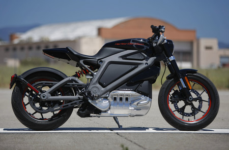 Harley Davidson Electric 2