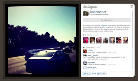 La imagen de la semana: la foto que estuvo a punto de tumbar Instagram