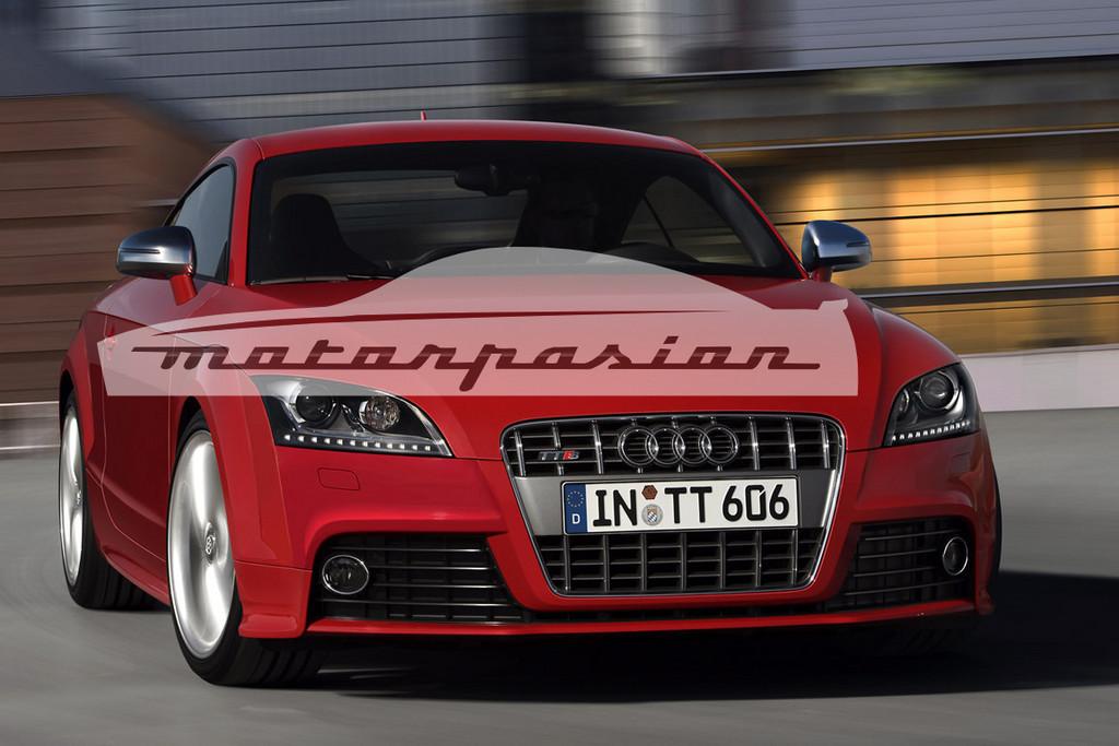 Foto de Audi TTS (36/40)