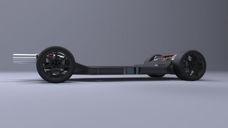 Williams Electric Vehicle Platform