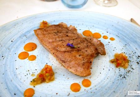 La embajada gastronómica de Cádiz en Madrid celebra la temporada del atún rojo de almadraba