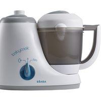El robot de cocina Béaba 912471 de cuatro funciones está por 66,27 euros en Amazon