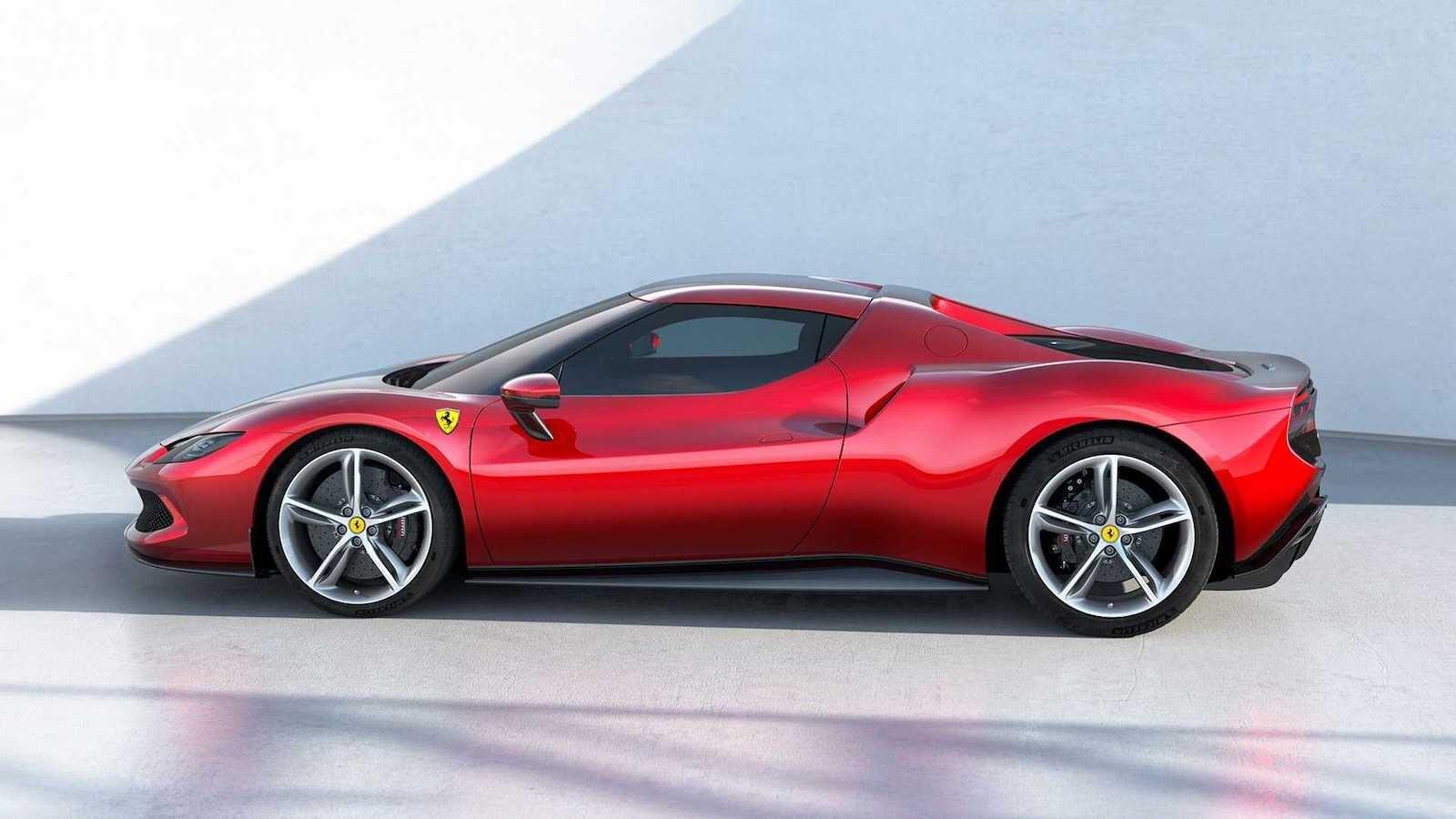 Foto de Ferrari 296 GTB (3/14)