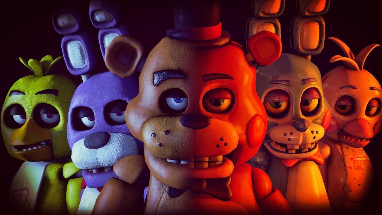 La adaptación al cine del videojuego 'Five Nights at Freddy's ...