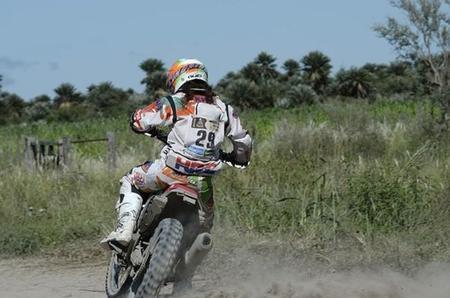 Sanz Etapa12 Dakar2015