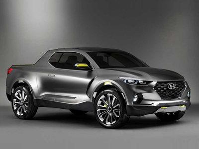 Hyundai presentará algo en el Auto Show de Chicago, pero no será la esperada Santa Cruz