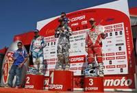 Campeonato de España MX Élite 2009, tercera prueba en Osuna