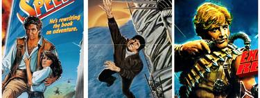 Remo Williams y Jake Speed: héroes de acción pulp de un alucinante universo cinematográfico que nunca se hizo realidad