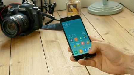 Xiaomi Mi 6 Frontal