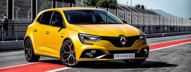 Así es el Renault Mégane R.S Trophy 2018, con chasis Cup de serie y motor 1.8 litros turbo de 300 CV