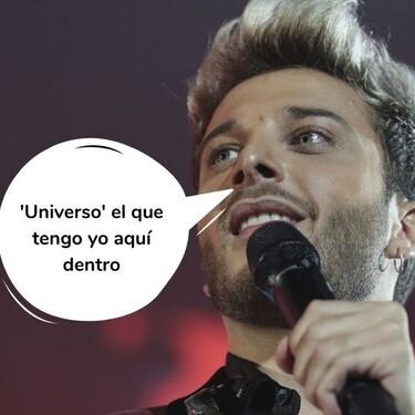 "Blas Cantó salta contra Rocío Monasterio para defender 'Eurovisión': ""Lávense la boca"""