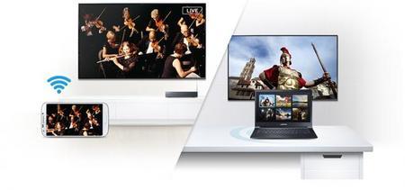 Smart View o cómo todas tus pantallas estarán conectadas con tu televisor Samsung