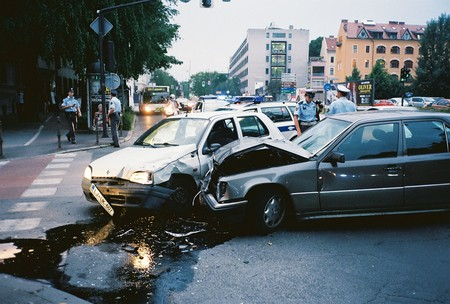 Ljubljana Car Crash 2013
