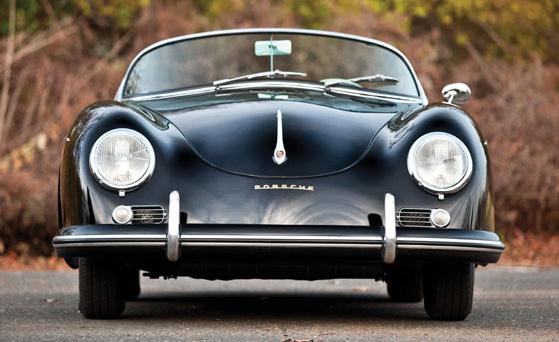 Foto de Porsche 356 Speedster de 1955 (10/11)