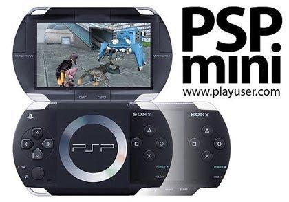 PSP mini, un fake con un buen diseño