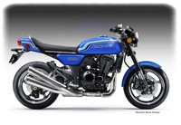 Kawasaki 1000 Mach X Legend by Oberdan Bezzi