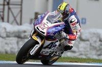 MotoGP Valencia 2010: Karel Abraham se destapa a última hora en Moto2
