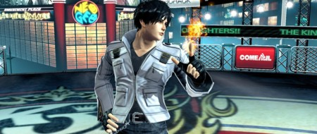 King Of Fighters 14 Screen 1