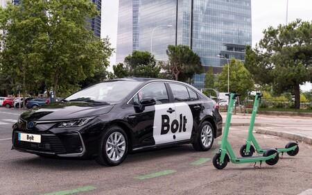 Bolt vuelve a España con su propio servicio de VTC para añadir más competencia al duopolio de Uber y Cabify