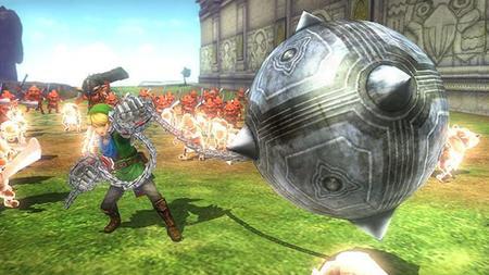 Nuevos Screenshots de Hyrule Warriors nos muestran más de Skyward Sword